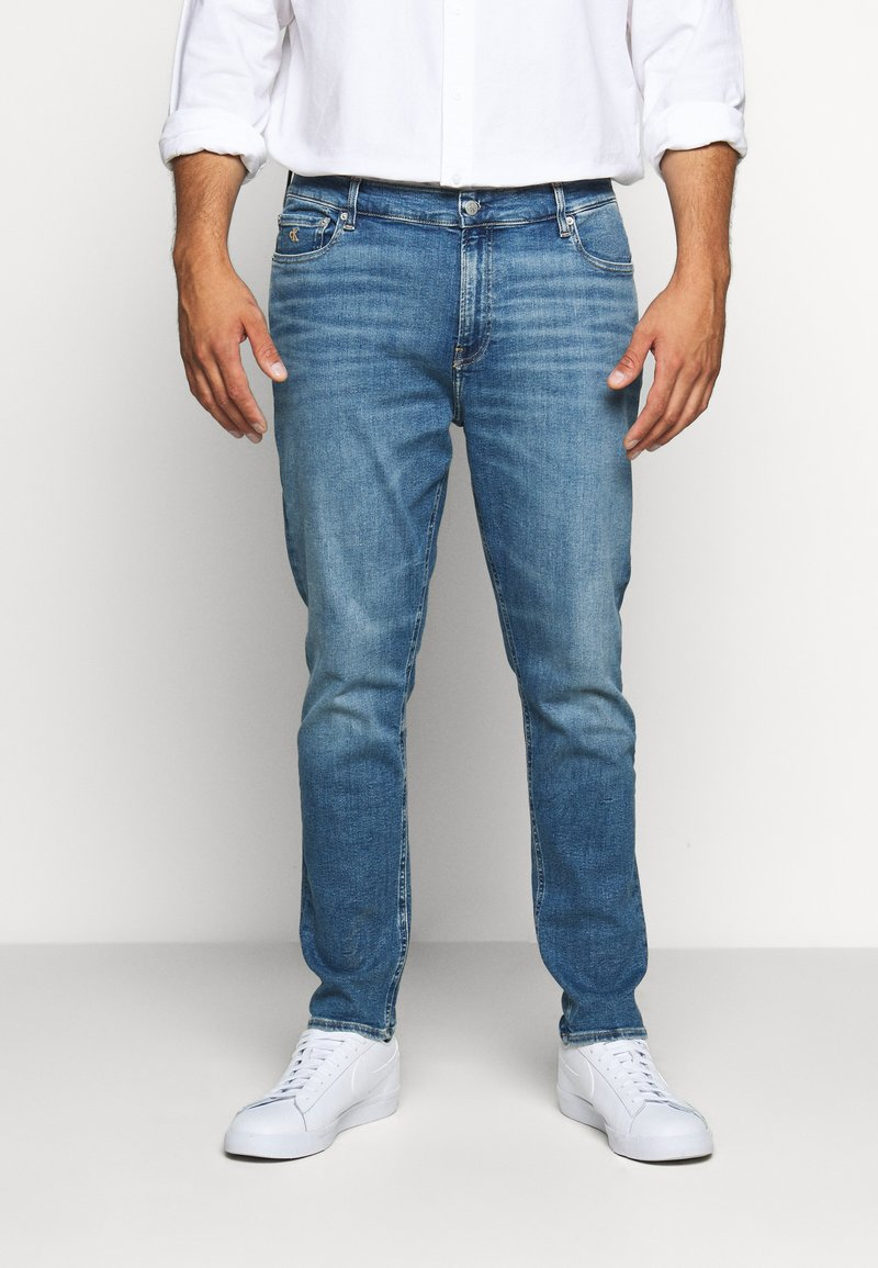 Calvin Klein Jeans Plus - Jeans slim fit - blue