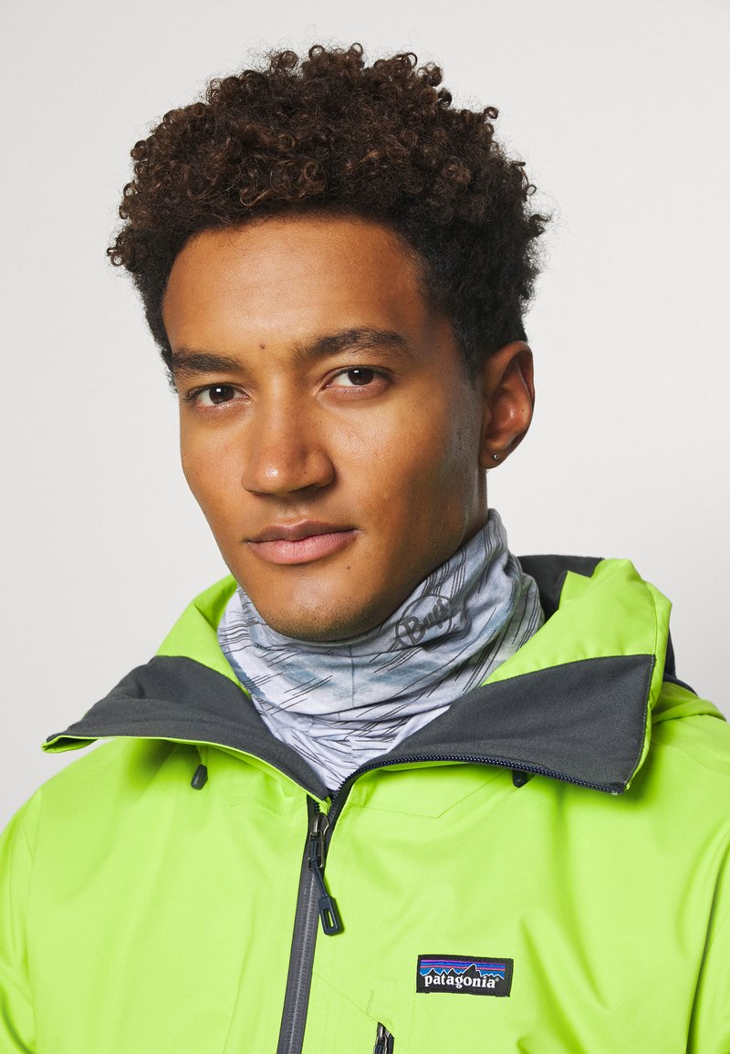Buff - REFLECTIVE NECKWEAR - Snood - speed grey