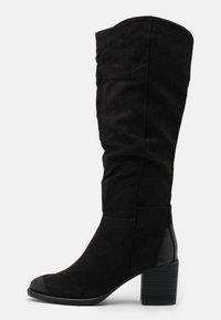 s.Oliver - Vysoká obuv - black - 1