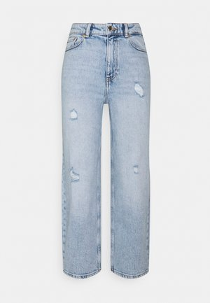 ONLMAGGIE LIFE BALLOON  - Jeans relaxed fit - light blue denim