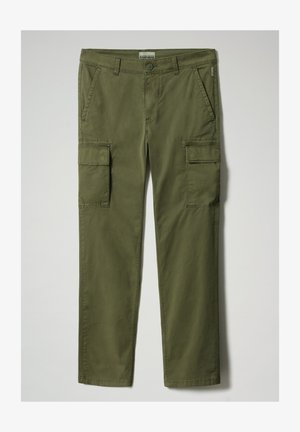 MOTO - Cargo trousers - green cypress