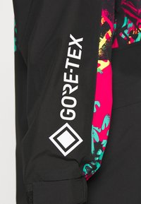 adidas Originals - GORETEX - Summer jacket - black/multicolor - 5