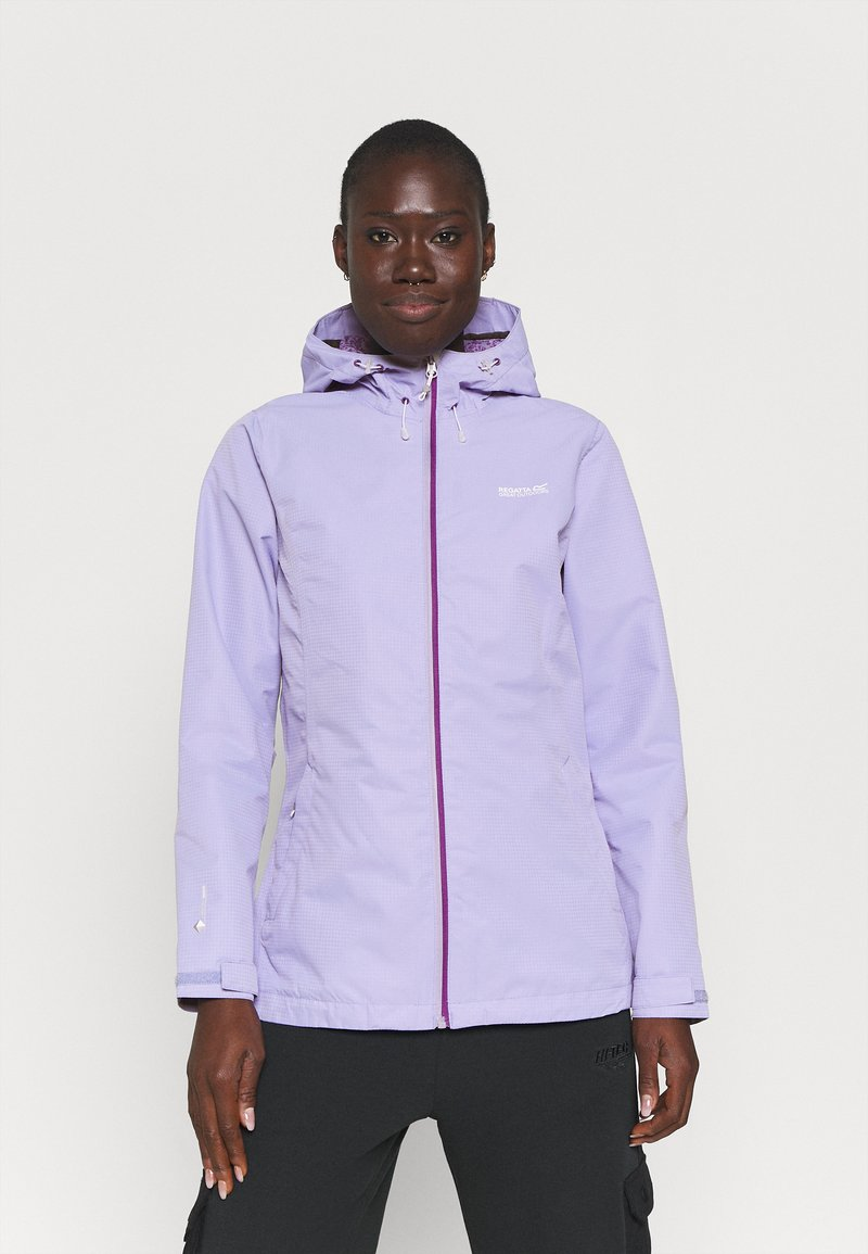 Regatta - HAMARA  - Waterproof jacket - lilac bloom