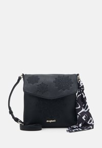 Desigual - ALEXANDRA VILNA - Across body bag - black - 0