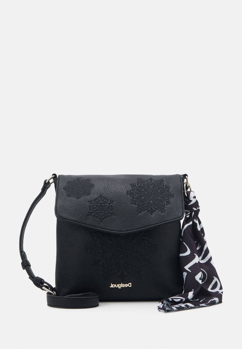 Desigual - ALEXANDRA VILNA - Across body bag - black
