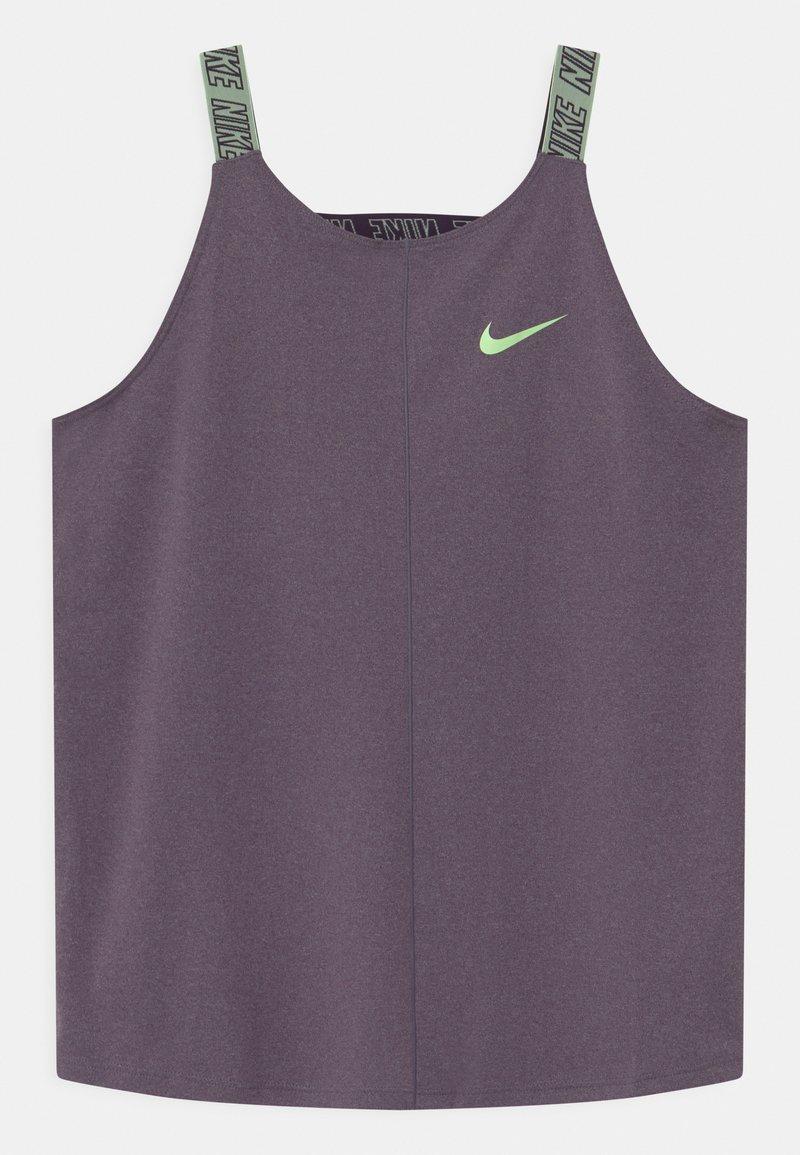 Nike Performance - ELASTIKA - Funkční triko - grand purple
