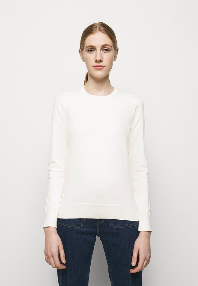 Sweter - collection cream