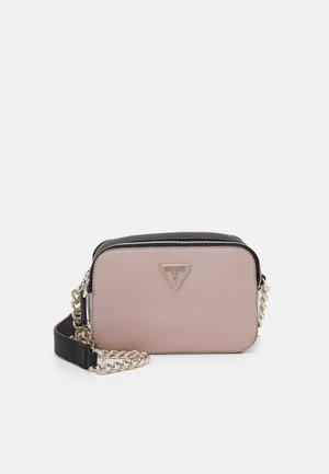 NOELLE CROSSBODY CAMERA - Skulderveske - stone multi