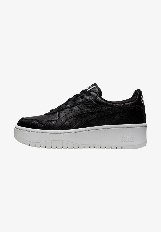 JAPAN S PF - Sneakers laag - black/black