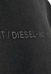 Diesel - S-UMMERIB-A81 FELPA - Hoodie - black - 2