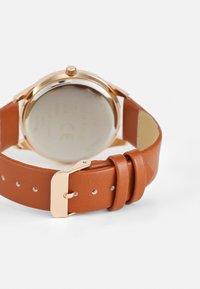 Anna Field - Watch - cognac/rose gold-coloured - 1