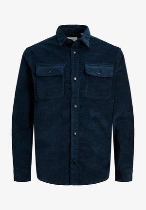 Hemd - navy blazer