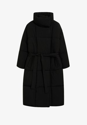 WHITE - Winterjas - zwart