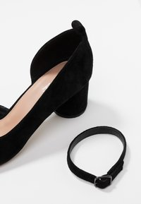 Anna Field Select - LEATHER CLASSIC HEELS - Classic heels - black - 7