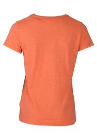 Mos Mosh - ARDEN - Basic T-shirt - orange/rot - 1