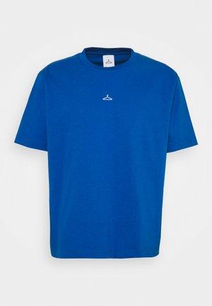 HANGER TEE - T-shirt basique - blue