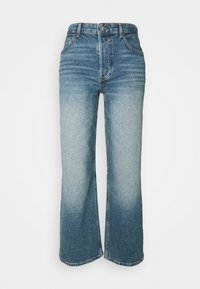 MIKEY WIDE LEG - Flared Jeans - mirror