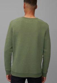 Marc O'Polo DENIM - Sweatshirt - utility olive - 2