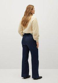 Violeta by Mango - LILA - Bootcut jeans - blue - 2