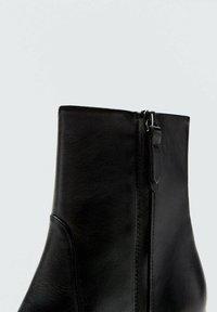 Massimo Dutti - Classic ankle boots - black - 6