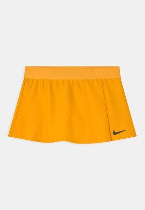 FLOUNCY SKIRT - Sportovní sukně - university gold/black