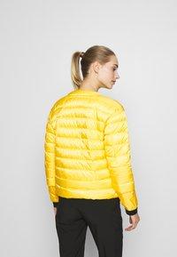 Bogner Fire + Ice - KAIA - Gewatteerde jas - yellow - 2