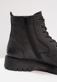 Pier One - Lace-up ankle boots - black - 5