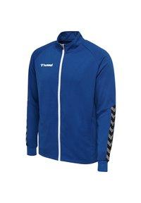 Hummel - HMLAUTHENTIC - Training jacket - true blue - 2