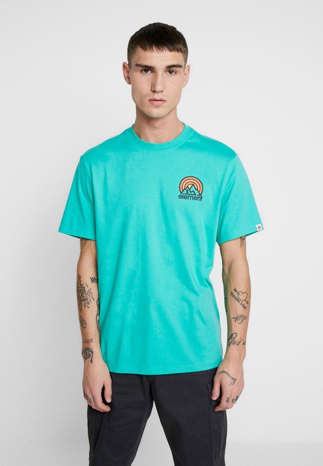 SONATA  - T-shirt con stampa - mint
