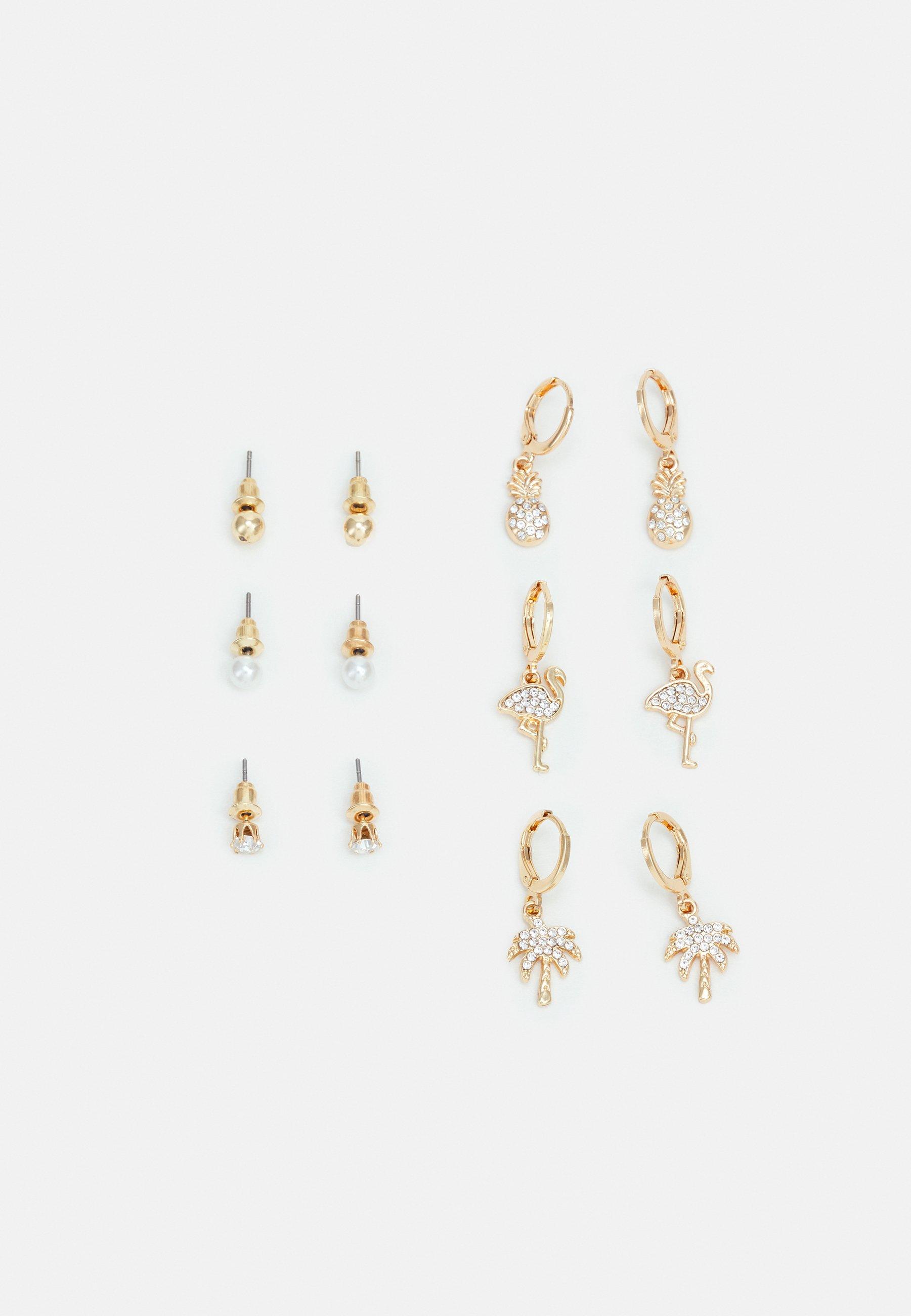 Women KONDALILLA 6 PACK - Earrings