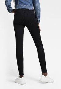 G-Star - G-STAR SHAPE HIGH SUPER SKINNY - Jeans Skinny Fit - rinsed - 2