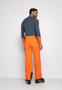 J.LINDEBERG - TRUULI SKI PANT - Snow pants - juicy orange - 2