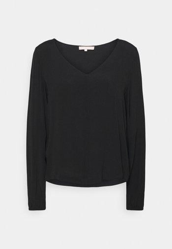 JUDITH  - Långärmad tröja - black