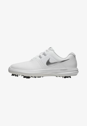 Trainers - white/grey/silver
