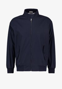 KnowledgeCotton Apparel - CATALINA  - Bomber Jacket - total eclipse - 5