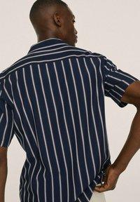 Mango - Shirt - azul marino oscuro - 2