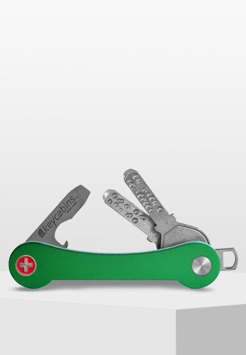 Keycabins - Key holder - green