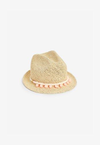 Hat - light brown