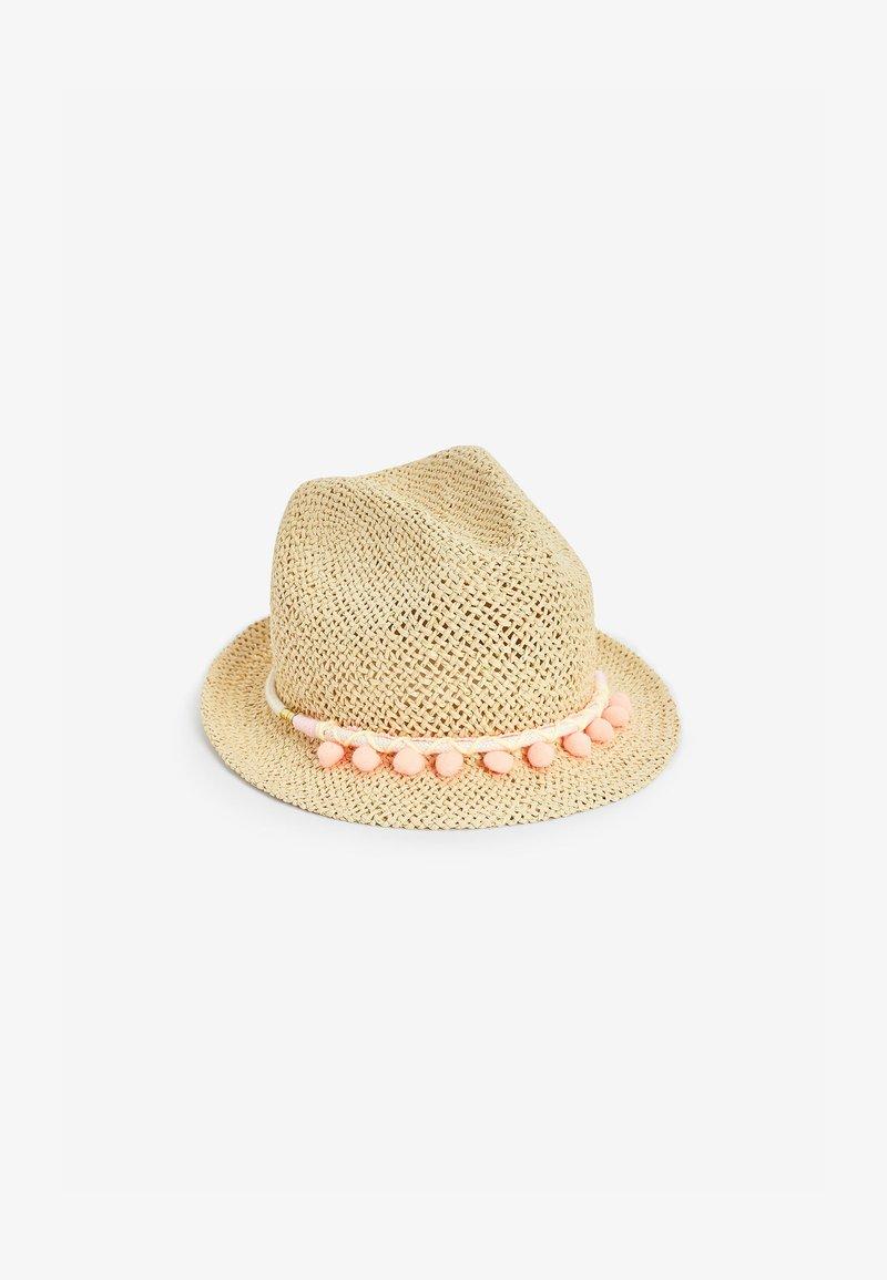 Next - Hat - light brown