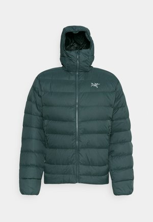THORIUM HOODY MENS - Down jacket - paradox