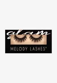 Melody Lashes - GLAM MELODY - False eyelashes - black - 0
