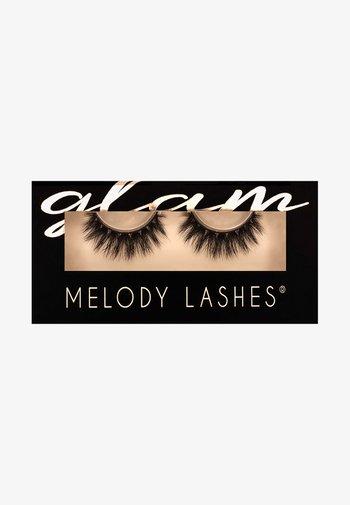 GLAM MELODY - False eyelashes - black