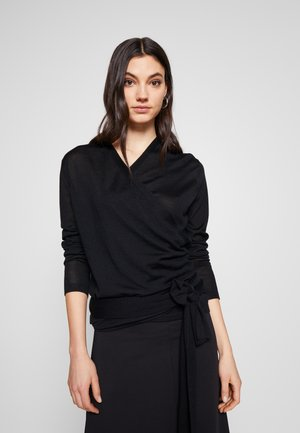 ELIZIE - Jumper - black