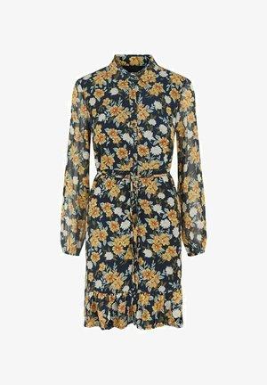 PCTHILDE DRESS - Shirt dress - sky captain