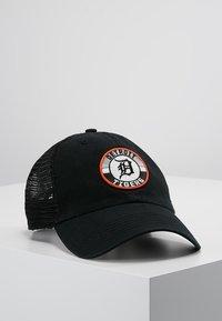 '47 - DETROIT TIGERS PORTER CLEAN UP - Caps - black - 0