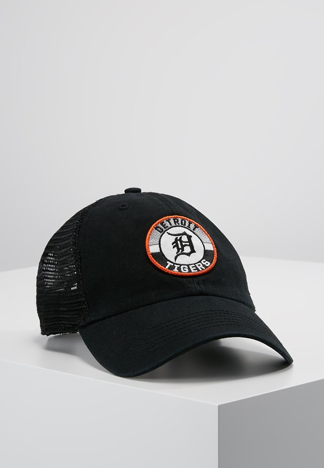 DETROIT TIGERS PORTER CLEAN UP - Cap - black