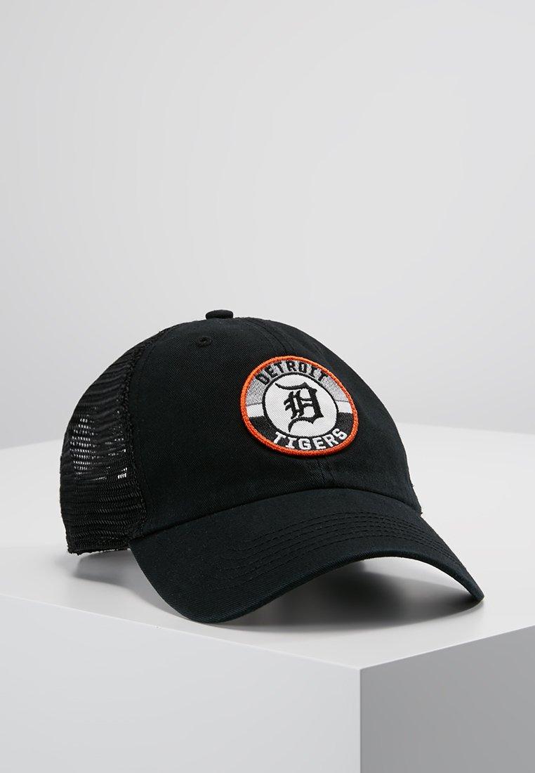 '47 - DETROIT TIGERS PORTER CLEAN UP - Caps - black