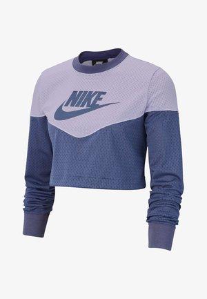 HERITAGE - Sweatshirt - lilac