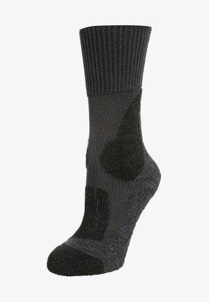 TK1 - Sports socks - asphalt melange