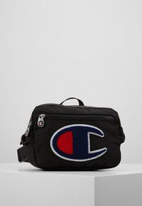 Champion - BELT BAG - Bum bag - new black - 0